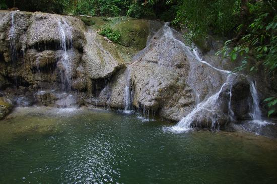 Babatngon, Philippines: Busay Falls, Southern Leyte