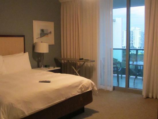 Residence Inn Fort Lauderdale Intracoastal/Il Lugano: Bedroom