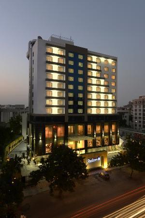 هوتل راديسون بلو أحمد آباد: Radisson Blu Ahmedabad