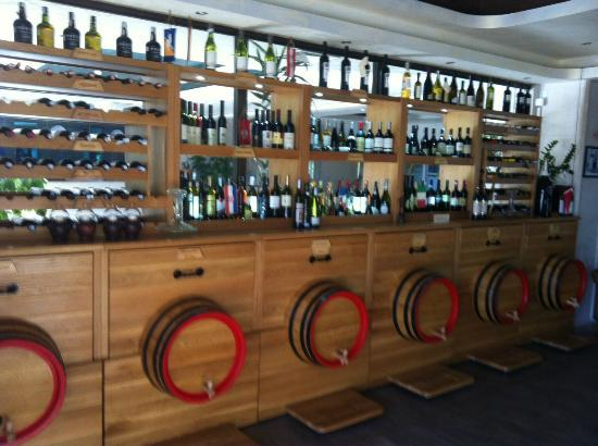 Steakhouse & Wine Bar: Wine Selection
