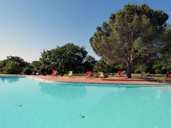 Domaine de Briange: La nouvelle piscine !