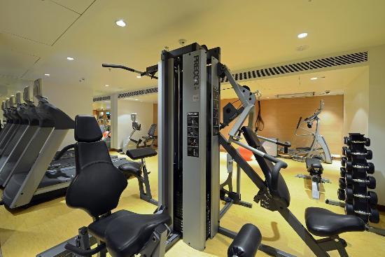 Radisson Blu Hotel Ahmedabad: Fitness Centre