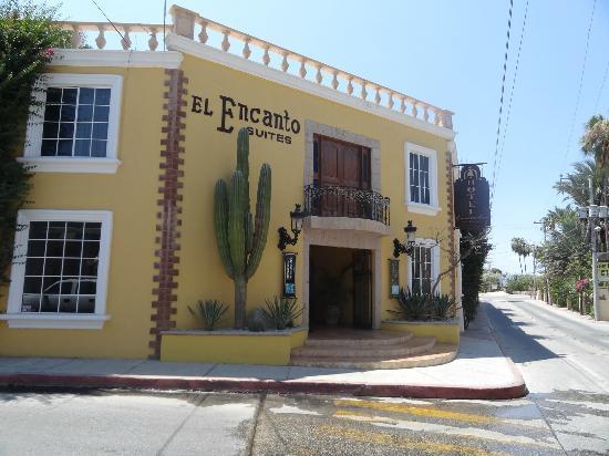 El Encanto Inn & Suites Boutique Hotel: de receptie
