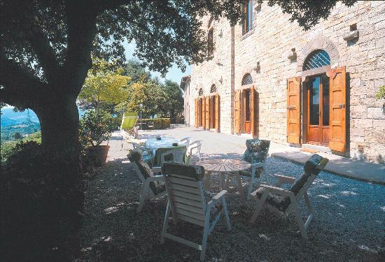 Castello di Volognano: GARDEN