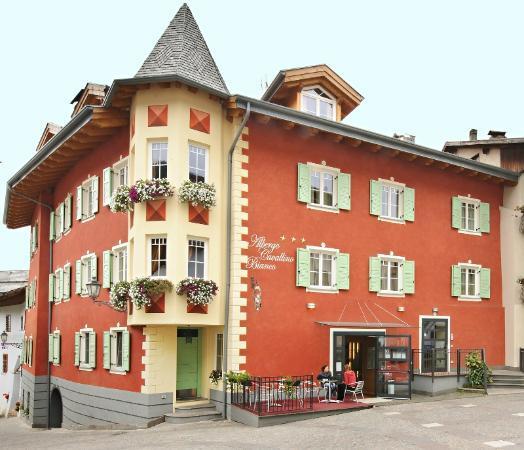 Hotel Cavallino Bianco Val Di Non