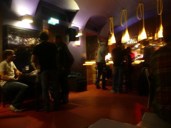 wombat's CITY HOSTEL Budapest: il bar