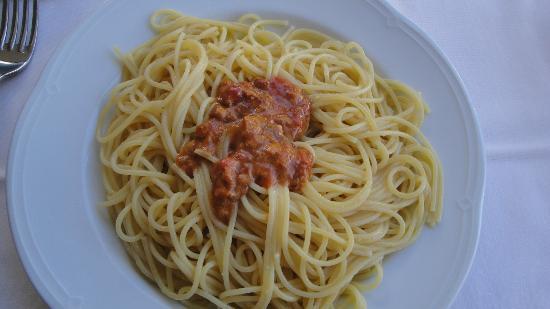 Sea Sound: Spaghetti with UNI (Sea Urchin)