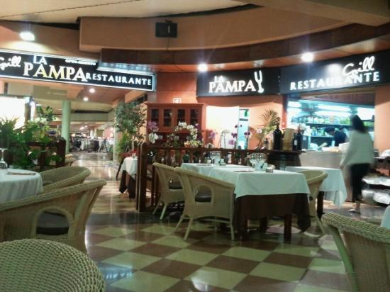 La Pampa Grill Meloneras: Pampas Grill