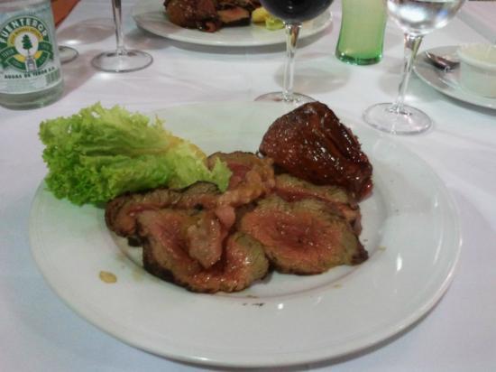 La Pampa Grill Meloneras: Oxfilé