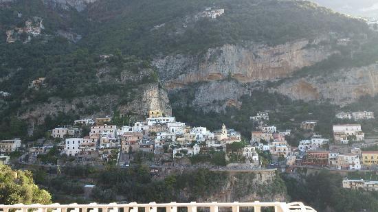 Villa Verde: Veduta del balcone