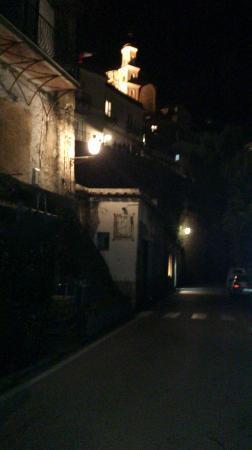 Villa Verde: Didietro del B&B atmosfera romantica