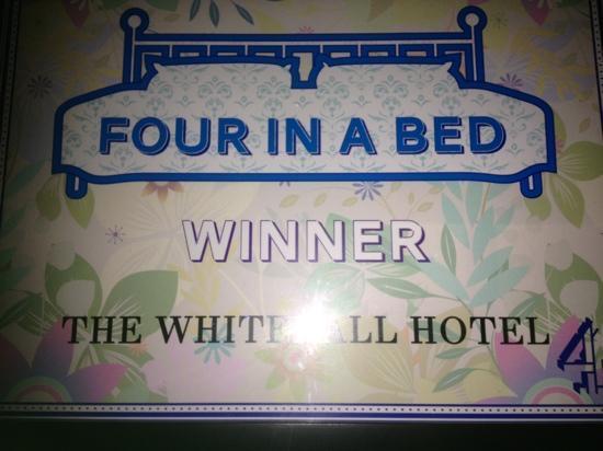 Whitehall Hotel: tv stars