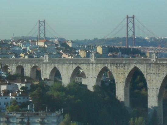 Corinthia Hotel Lisbon: Daytime View
