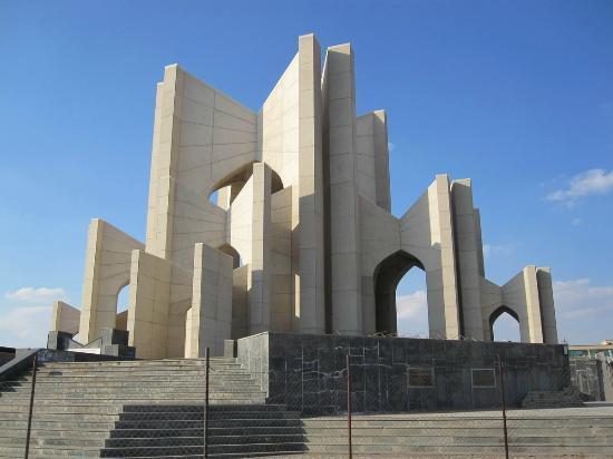 Poets Tomb (Maqbaratol Shoara): Tabriz Poets tomb