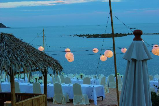 Anantara Lawana Koh Samui Resort: wedding at the resort