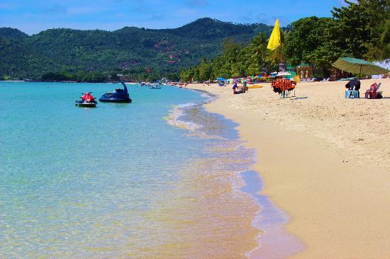 Anantara Lawana Koh Samui Resort: Chewang Beach 