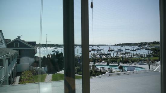 Harborside Inn: View from our room