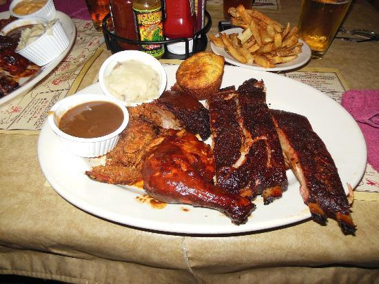 Virgils Real BBQ: Ribs - Picture of Virgils Real