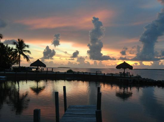 Rock Reef Resort: SOME WONDERFUL SUNSETS