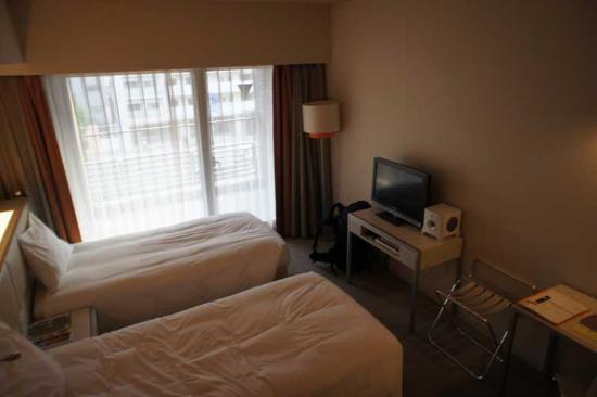 โรงแรมซิต้าดีนส์ เกียวโต คาราซูม่า โกโจ: Bedroom