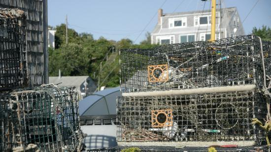 Harborside Inn: Menemsha - a lovely fishing village