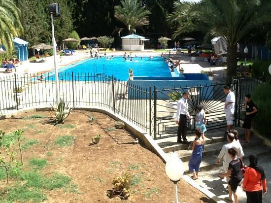 Guelma Hotel : Piscina