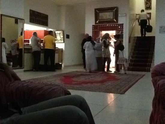 Guelma Hotel : Reception