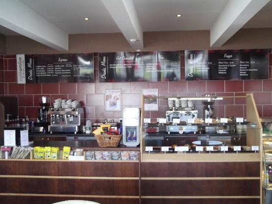 Cafe Amore Cromwell Services A1
