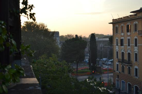 Hotel Donatello: View 