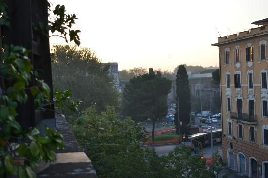 Hotel Donatello: View