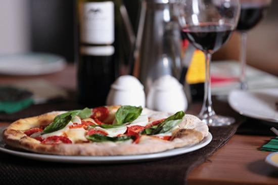 Tosca Restaurant : Pizza at Tosca