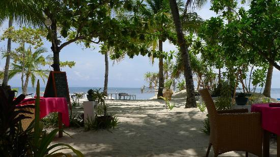 Malapascua Exotic Bar & Restaurant: Perfect View