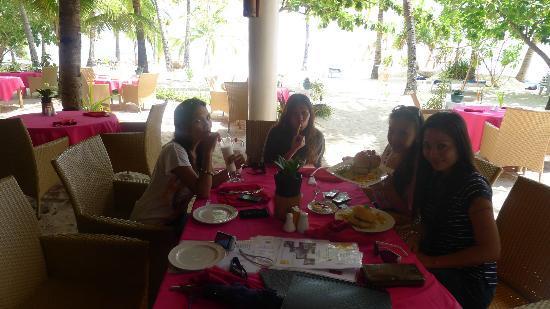 Malapascua Exotic Bar & Restaurant: Nice ambiance