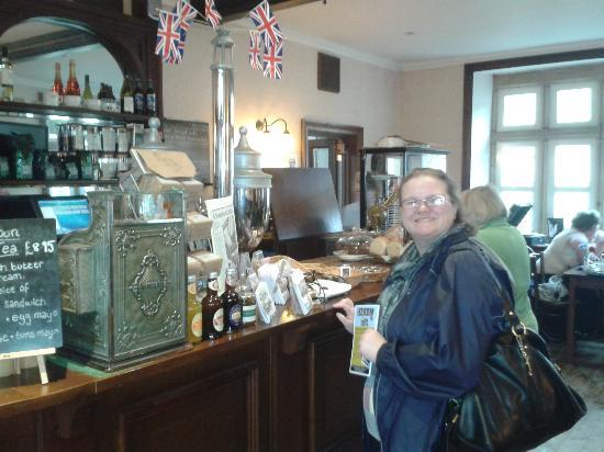 Brief Encounter Refreshment Room: our visit to the tea room after the visitor centre