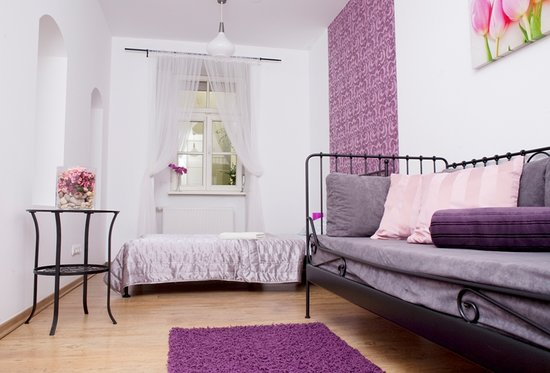 The Secret Garden Hostel: Apartment atJozefa St.