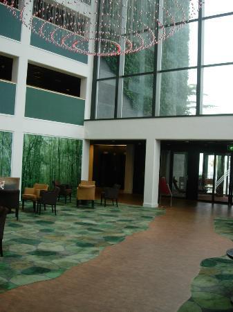 Fletcher Hotel-Restaurant Leidschendam-Den Haag: gezellige lounge