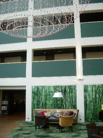 Fletcher Hotel-Restaurant Leidschendam-Den Haag: lounge