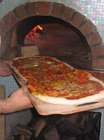 pizzeria san marco woodburning pizza oven - Wood Burning Pizza Oven
