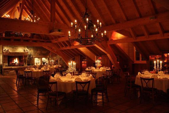 Romantik Hotel Landhaus Liebefeld: Dachstock für Bankette