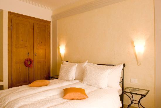 Romantik Hotel Landhaus Liebefeld: Hotelzimmer