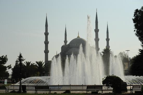 Byzas Tours: Istanbul - Fountains