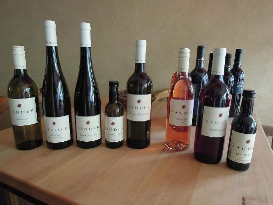 Wittmanns bio : Wine
