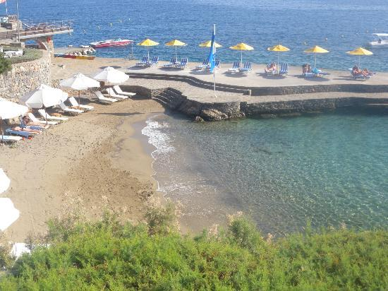 St. Nicolas Bay Resort Hotel & Villas: Sea