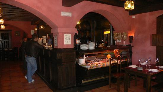 La Sacristia Restaurante