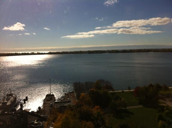 The Westin Harbour Castle, Toronto: View from the Hotel