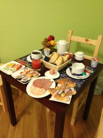QuodLibet: Breakfast is SERVED!