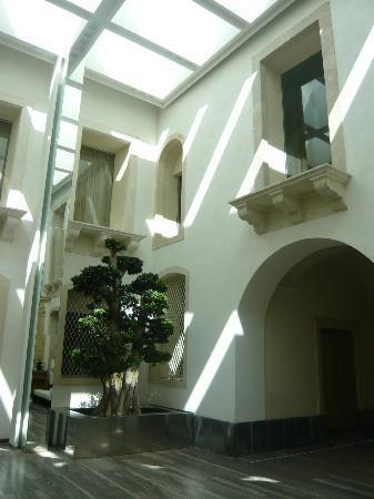 رومانو هاوس: Eingangsbereich 