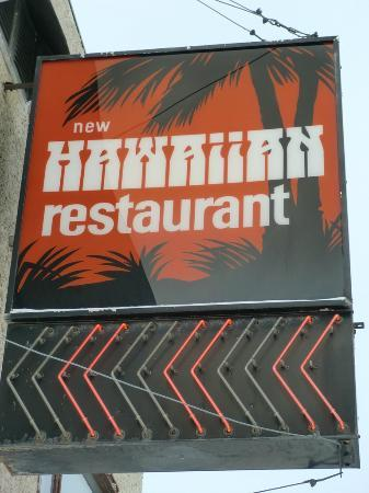 New Hawaiian Restaurant