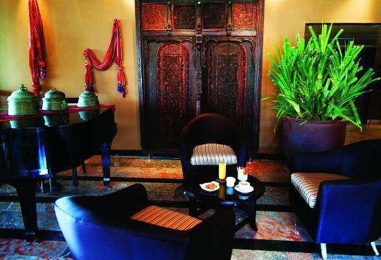 Sheraton Djibouti Hotel: Le bar et ses cocktails