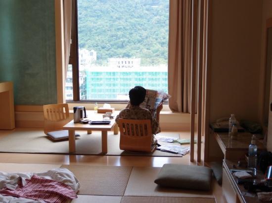 Evergreen Resort Hotel - Jiaosi: relax at living space